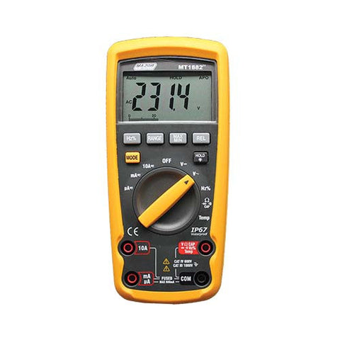 Auto Digital Multimeter - Industrial Temperature - CAT IV 600V