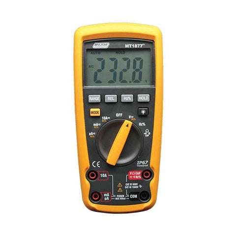Auto Multimeter - Industrial CAT IV 600V