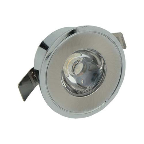 B2 1W LED Round Starlight - 35mm Cut Out