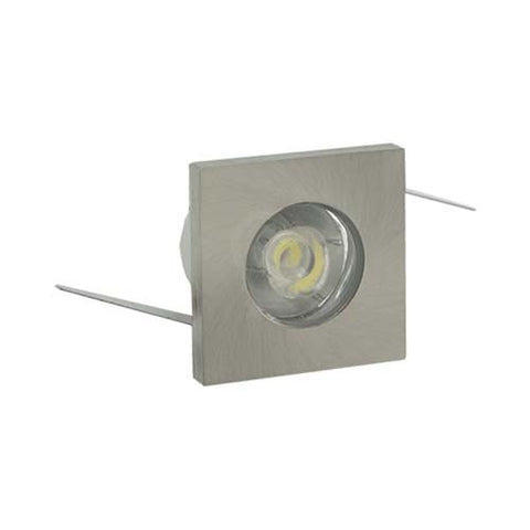 B2 1W LED Square Starlight - 28mm Cut Out