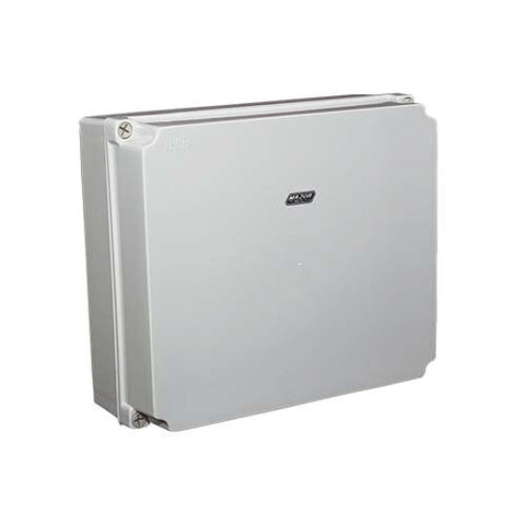 Grey IP65 Enclosure - 300mm x 250mm x 130mm