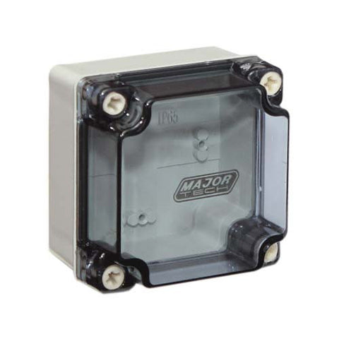 Clear IP65 Enclosure - 150mm x 150mm x 80mm