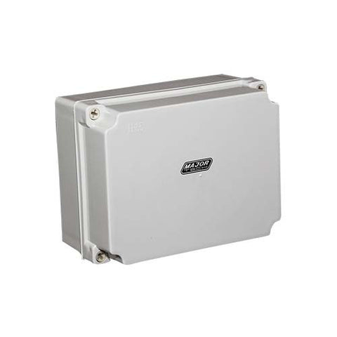 Grey IP65 Enclosure - 200mm x 155mm x 100mm