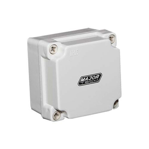Grey IP65 Enclosure - 100mm x 100mm x 70mm