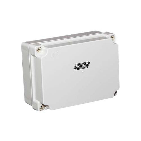 Grey IP65 Enclosure - 175mm x 125mm x 75mm