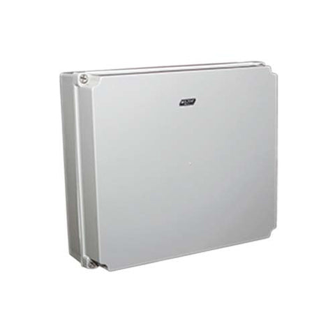 Grey IP65 Enclosure - 350mm x 300mm x 130mm
