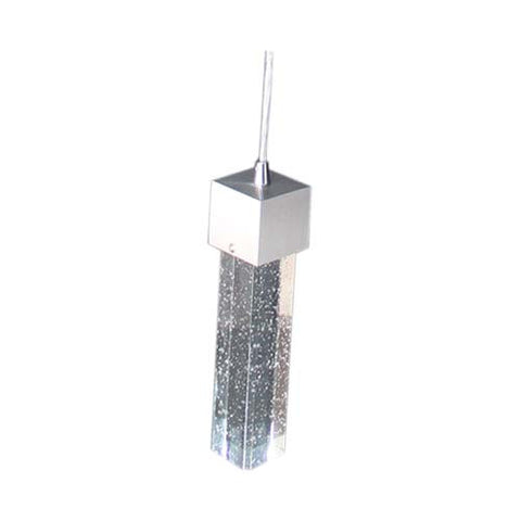P2 3W Smooth Square LED Pendant