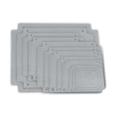 Steel Chassis Plate