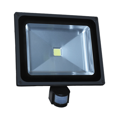 50W LED PIR Floodlight