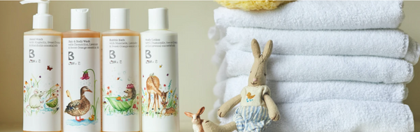 All Natural Baby Bath Products from Little B at Crane and Kind