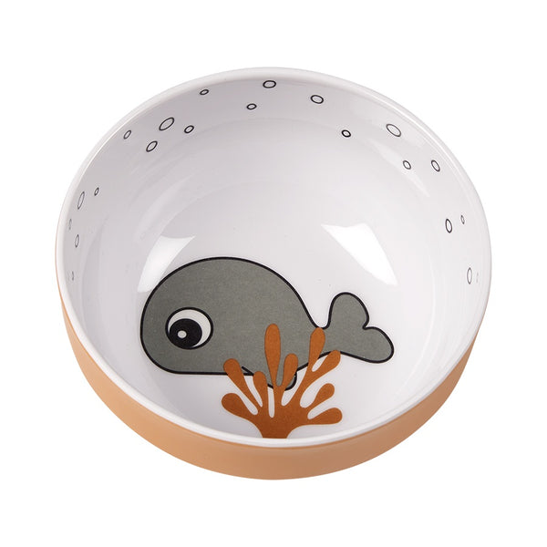 Ochre Sea Friends Bowl