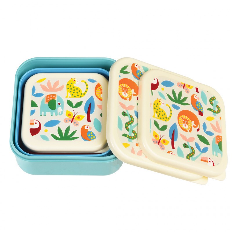 Wild Wonders Snack Boxes