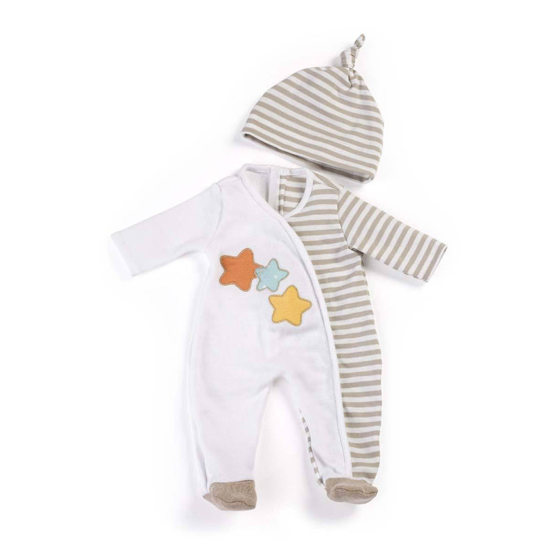 Cosy Bedtime Onesie Outfit - 38cm