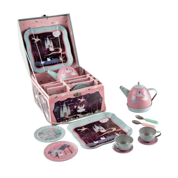Musical Tea Set by Floss and Rock at Crane and Kind