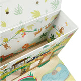 Wooden Play Box- Jungle by Floss and Rock at Crane and kind