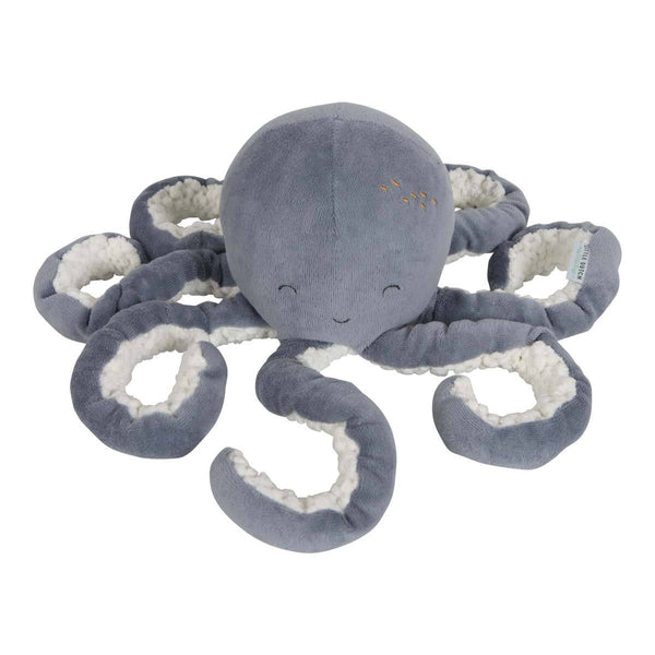 Blue Cuddly Octopus