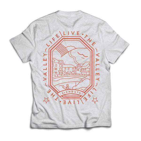 Kids - Live Kind Valley Life T-Shirt - Crane and Kind