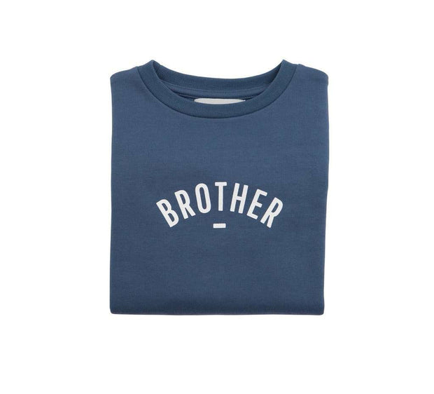 Denim Blue Brother Sweatshirt