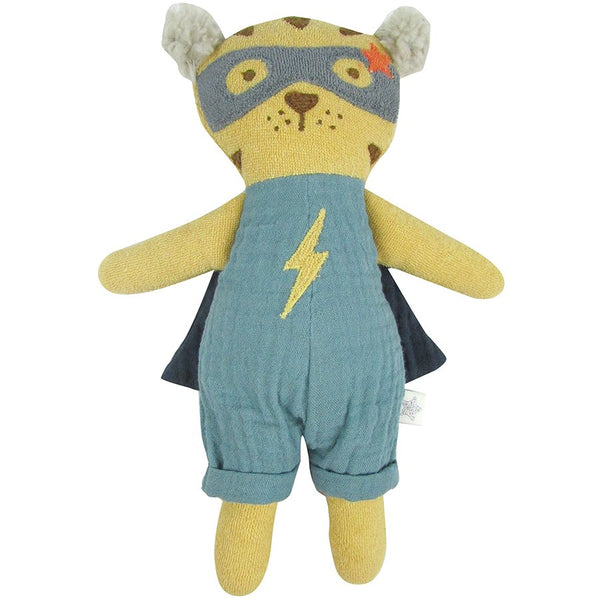 Tiger Superhero Doll by albetta at crane and kind