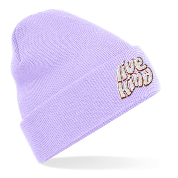 Adults - Lavender Soft Touch Beanie