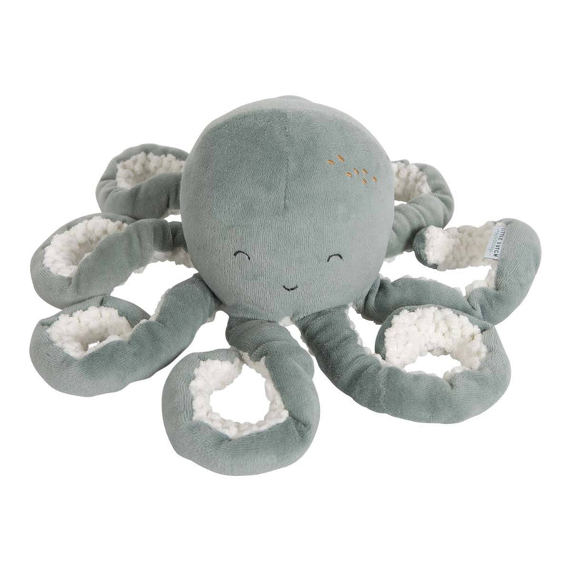 Mint Cuddly Octopus
