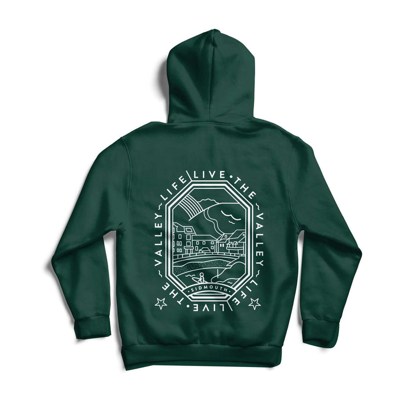 Kids - The Valley Kid Hoodie - Crane and Kind