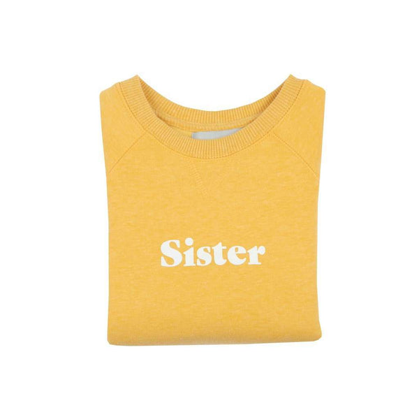 Faded Sunshine Sister Sweatshirt - Crane and Kind