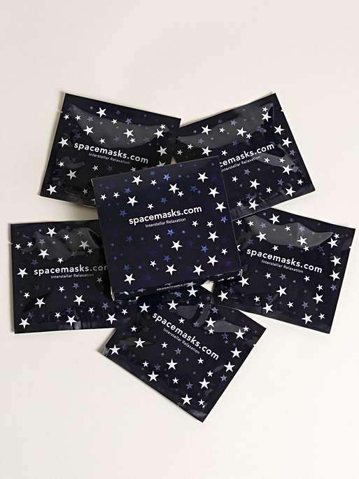 Spacemasks Self Heating Eye Masks (set of five) - Crane and Kind