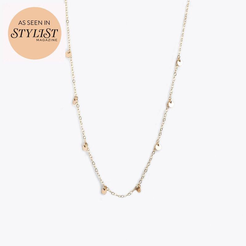 Telltale Gold Chain Necklace