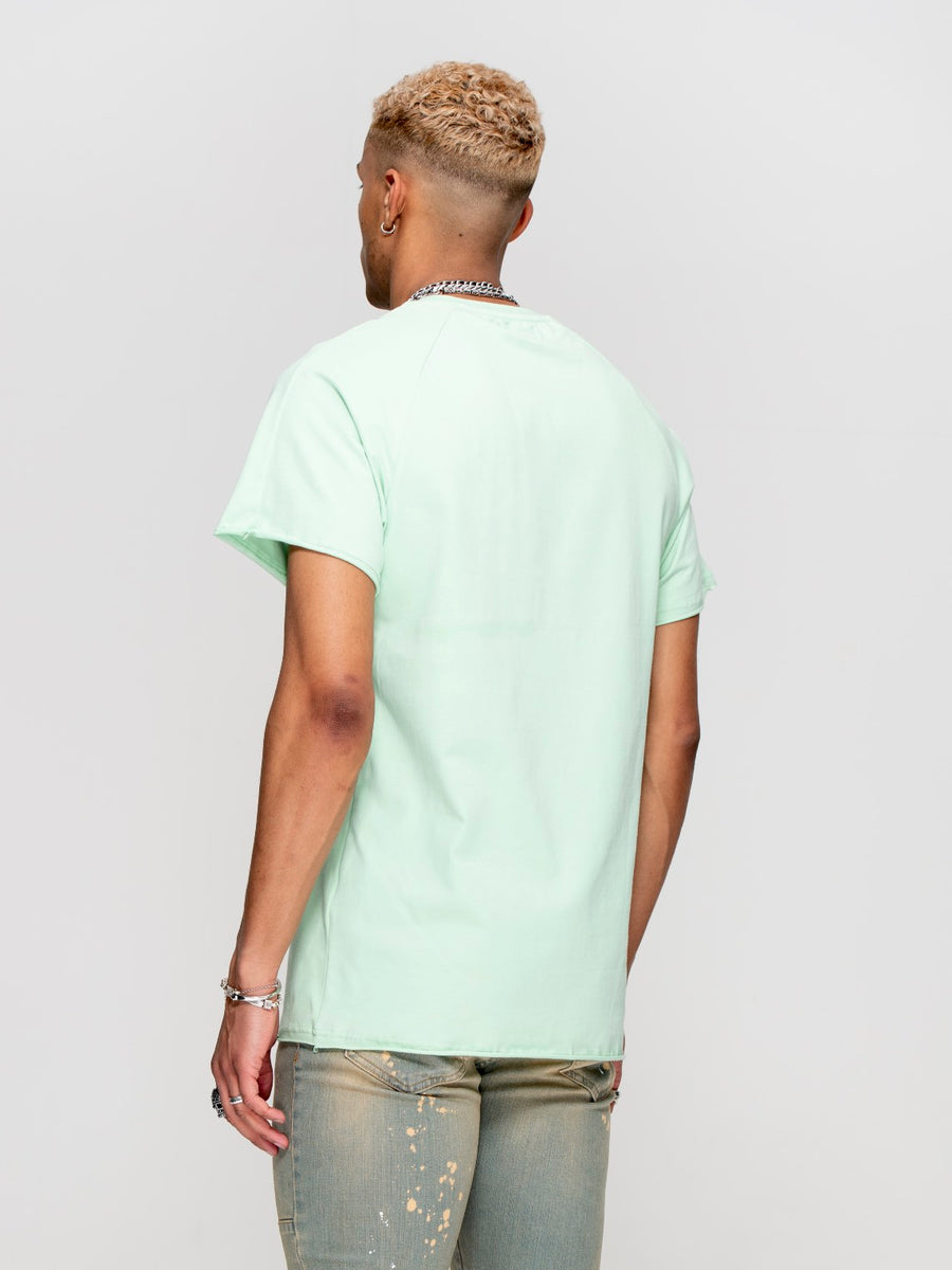 Cobra T-Shirt Pastel Green
