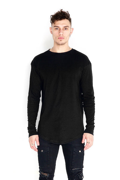 Vika Long Sleeve Black