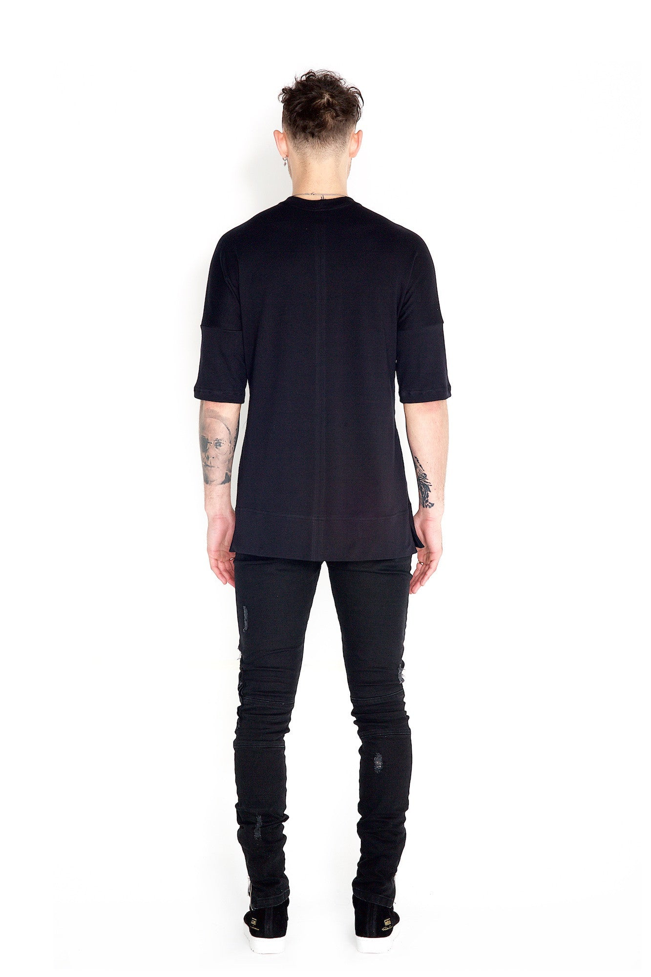 Moki Essential Tee Black