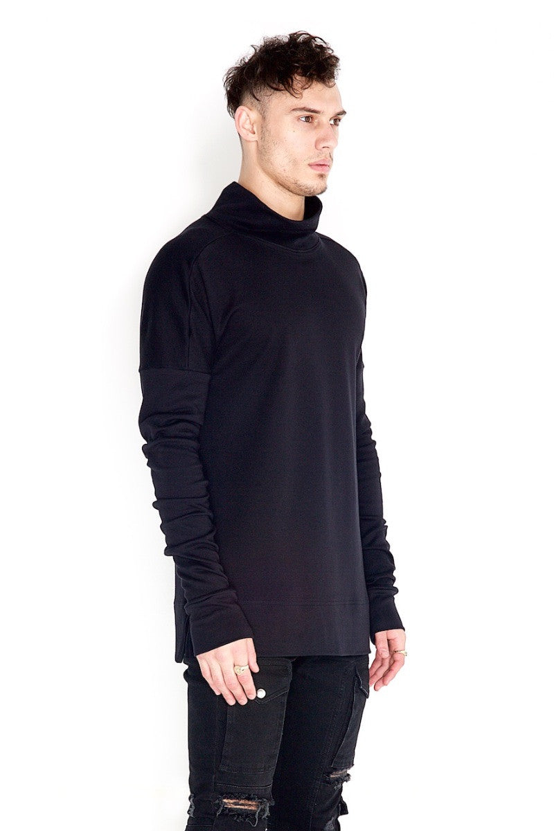 Dako Relaxed Polo Black