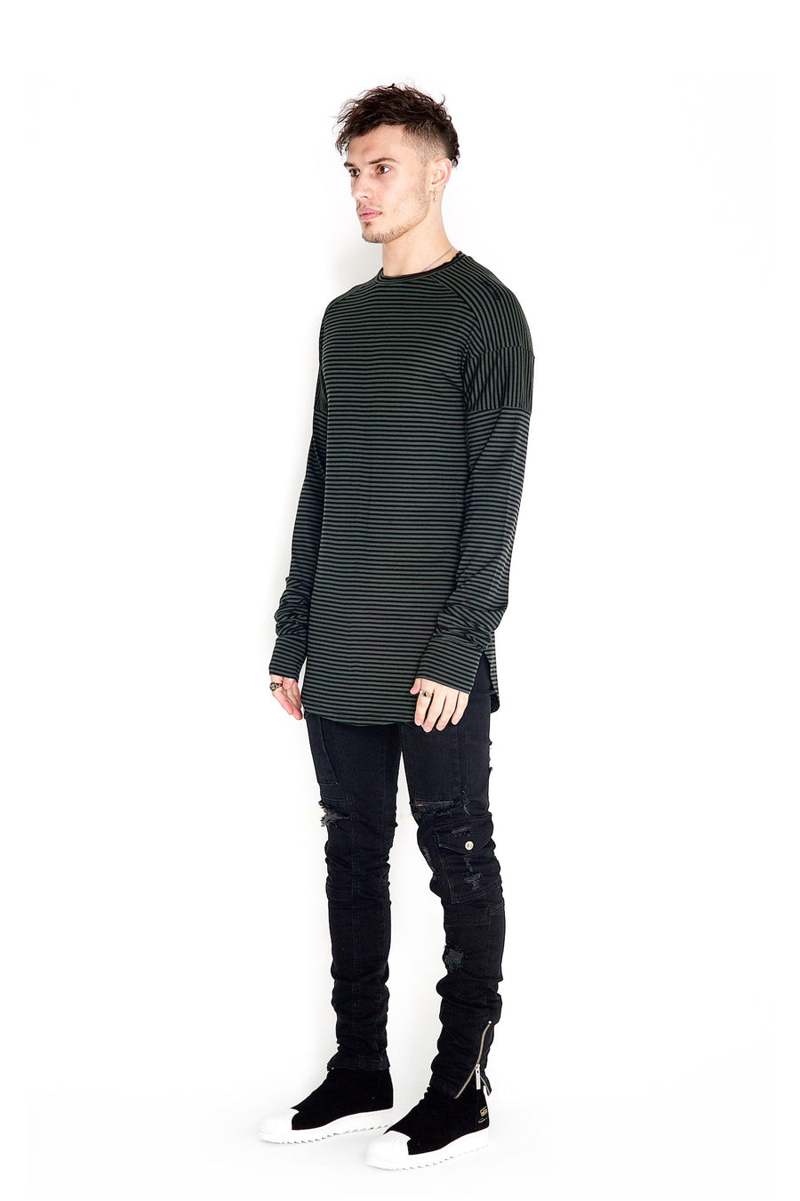 Toka Long Sleeve under T-shirt