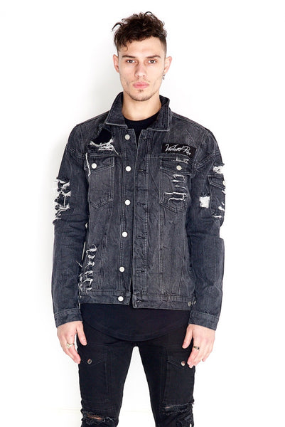 Kago Denim Jacket