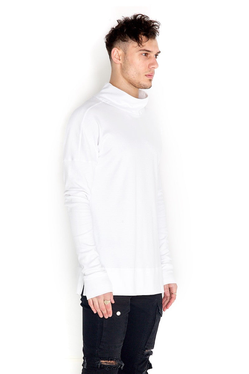 Dako Relaxed Polo White