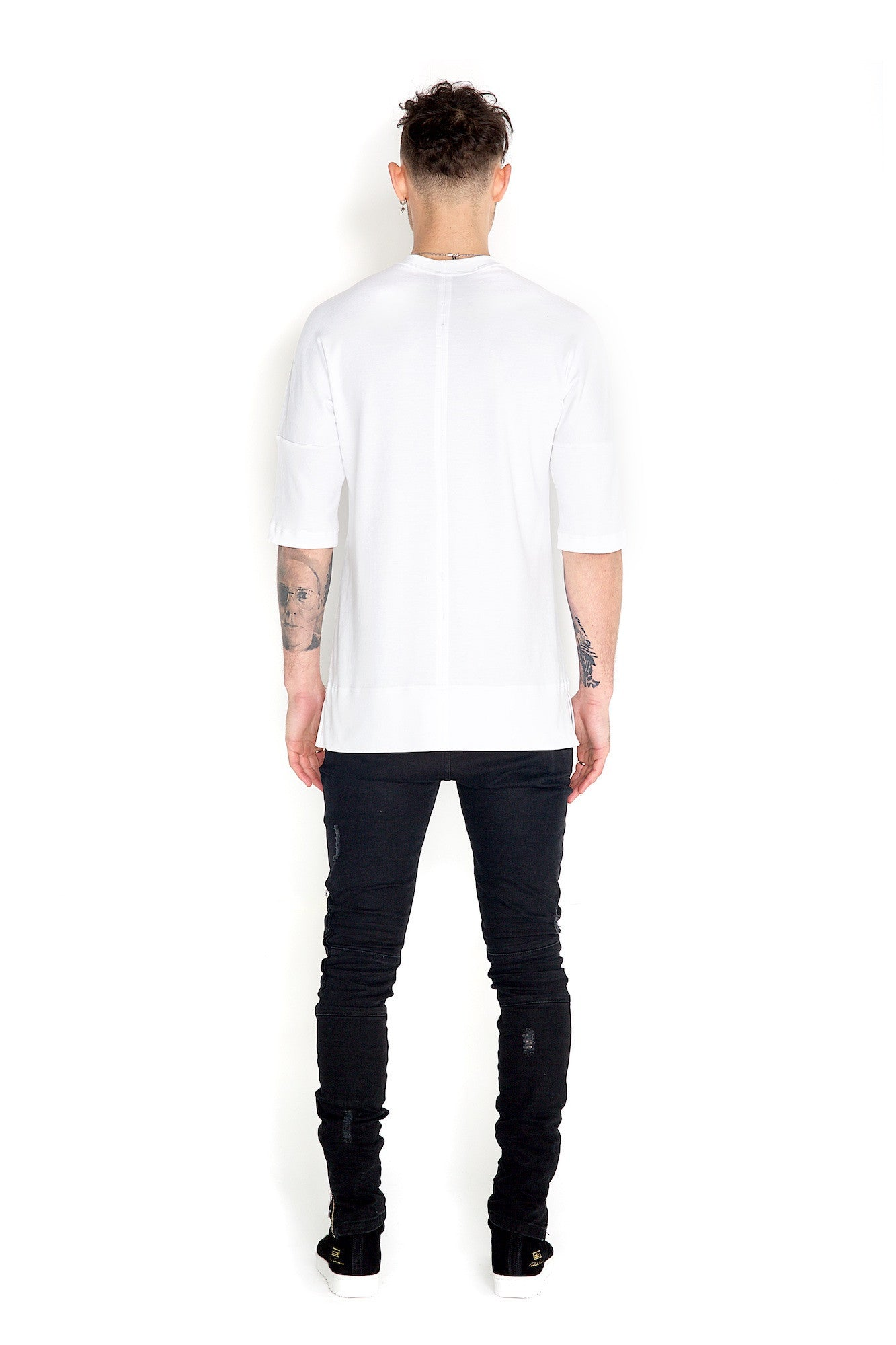 Moki Essential Tee White