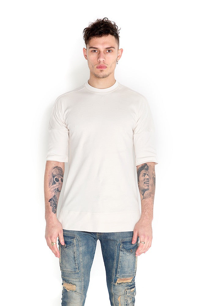 Moki Essential Tee Cream