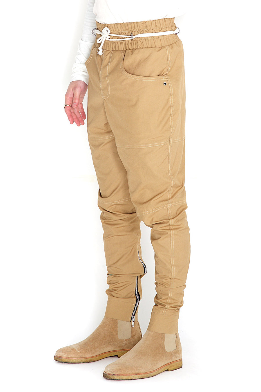 Odin Two Piece Pants Sand