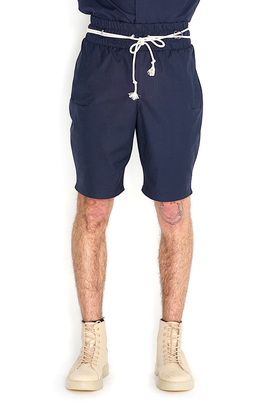 Odin Two Piece Shorts Blue