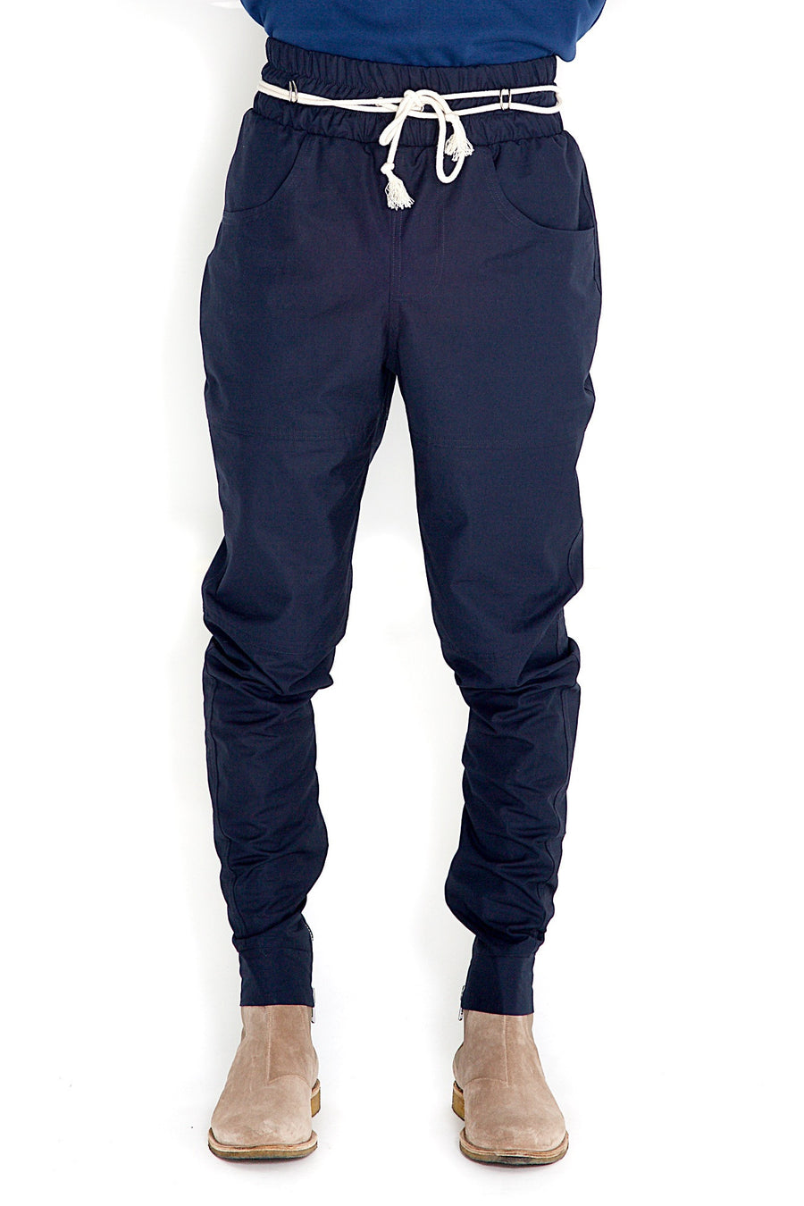 Odin Two Piece Pants Royal Blue