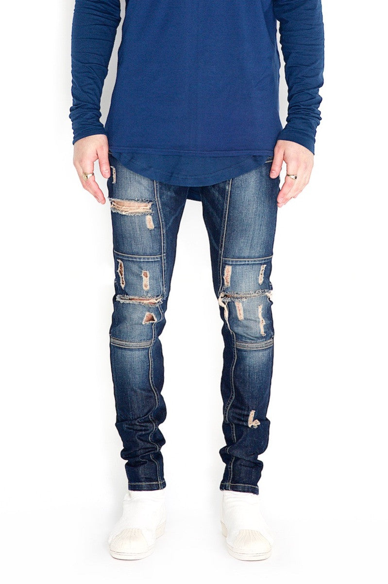 Essential Blue Kago Jeans