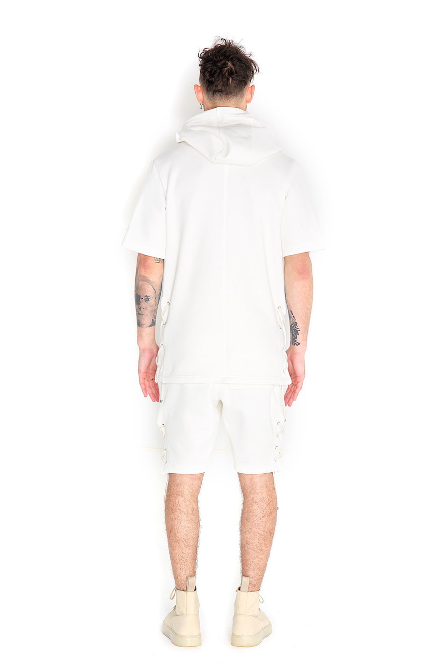 Raido Hoody White