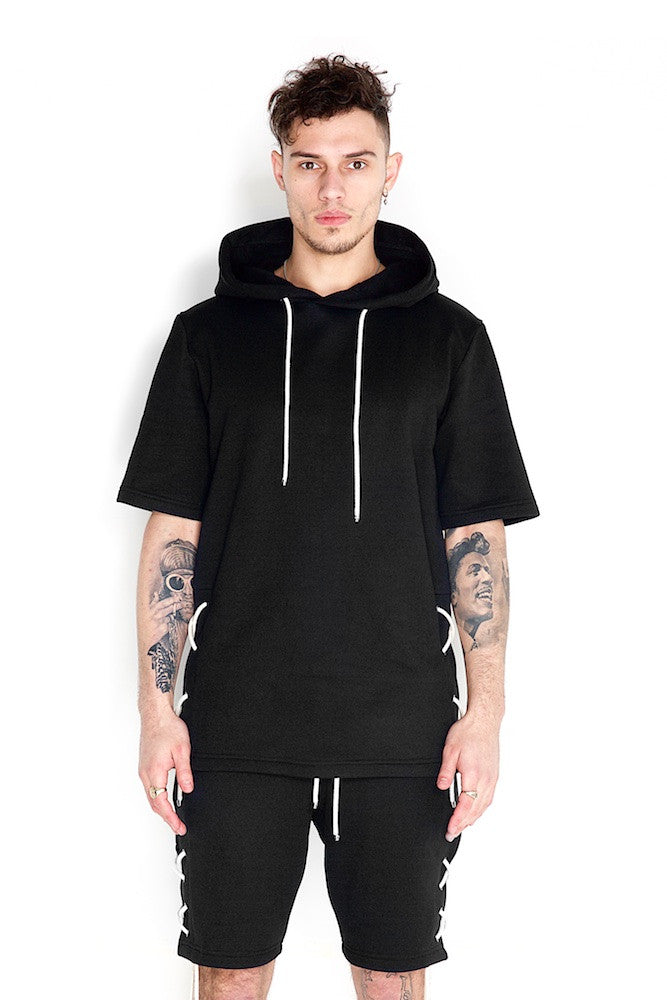 Raido Hoody Black