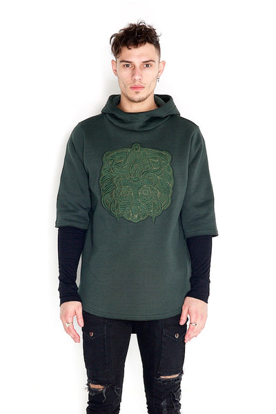 Kava Hoodie Forest Green