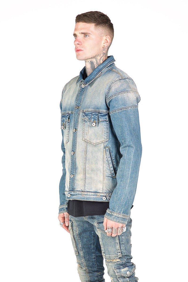 Odyss Denim Jacket Blue