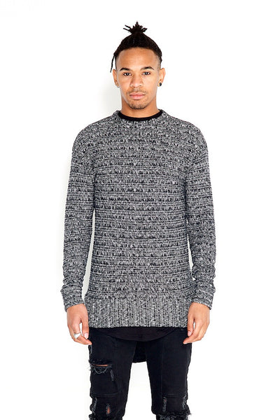 Mist Speckled Jumper
