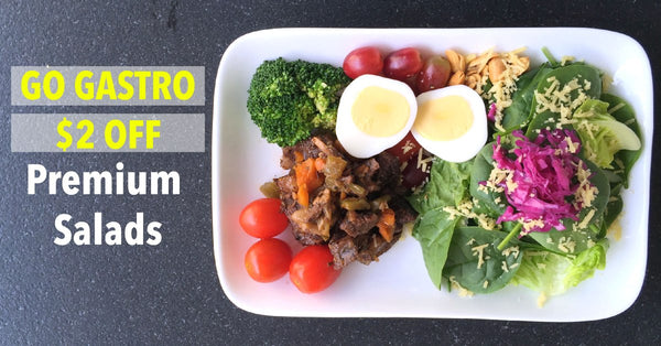 Spinacas Healthy Food Delivery Singapore Premium Salads