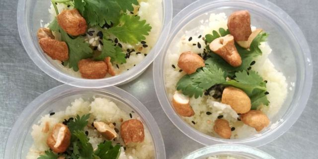 Healthy Food Delivery Singapore Spinacas Add ons
