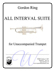 All Interval Suite (Solo Trumpet)